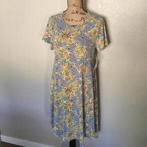 NWT Lularoe Carly Dress - XS